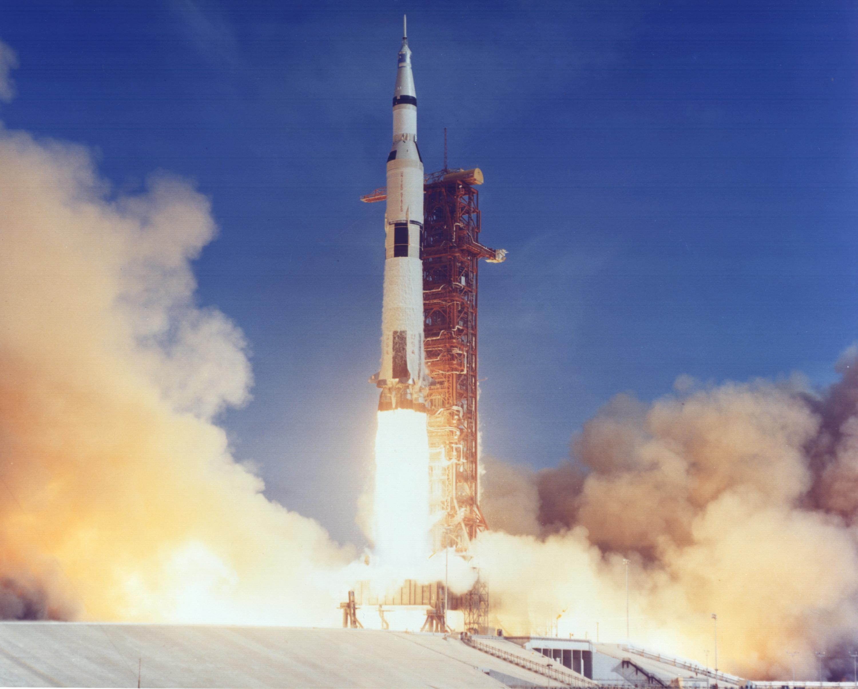 Hazardous Apollo 11 Journey Comes Alive Again in New Book