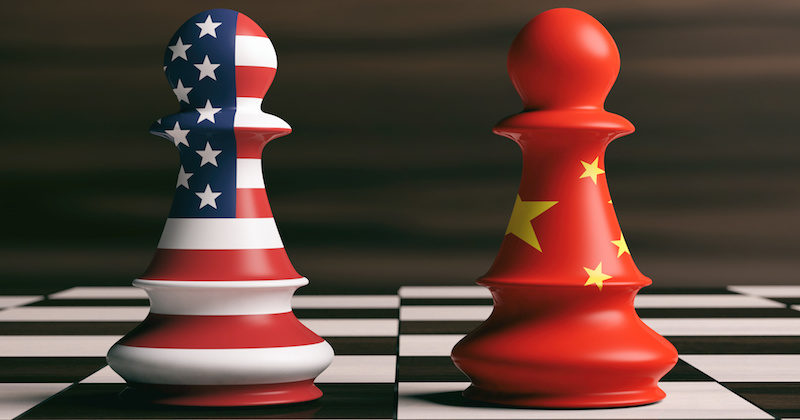 US-China Military and Trade Relations Take a Frosty Turn