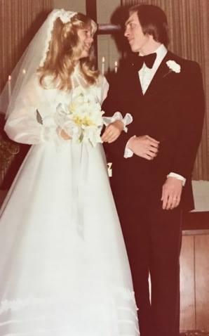 Debbie Williamson with husband Doug