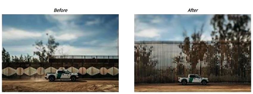 Analyzing The Strange DHS Press Release on Border Wall Expansion