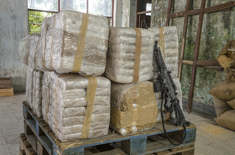 Leading the Battle Against the Drug Traffickers of Colombia