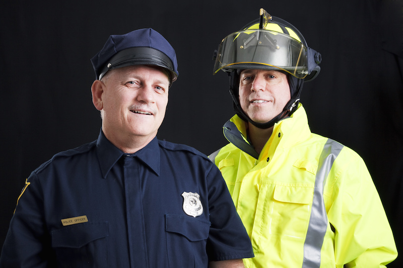 Changing the Political Climate to Recognize First Responders