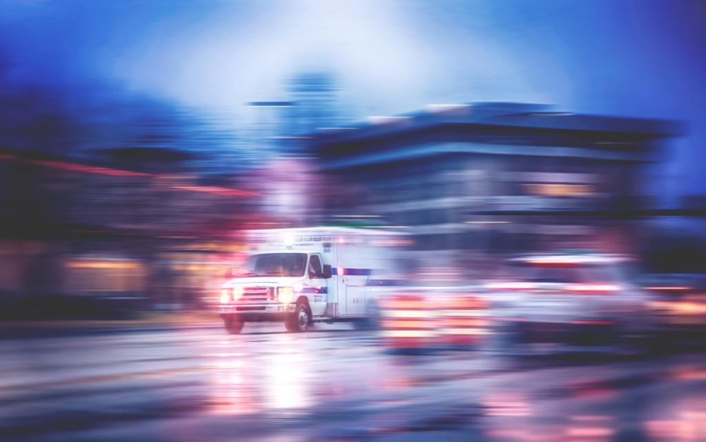 Vehicle Accident Scenes Can Be Lethal for First Responders