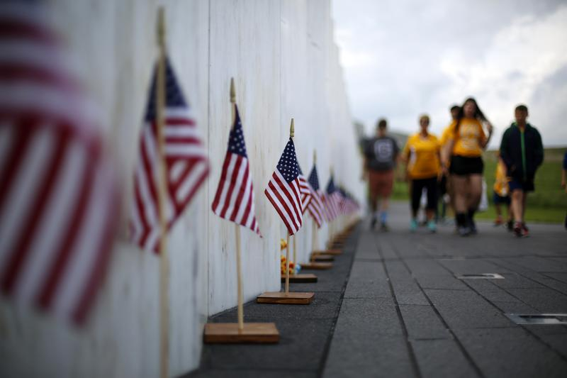 Flight 93 Chime Tower An 'Everlasting Concert By Our Heroes'