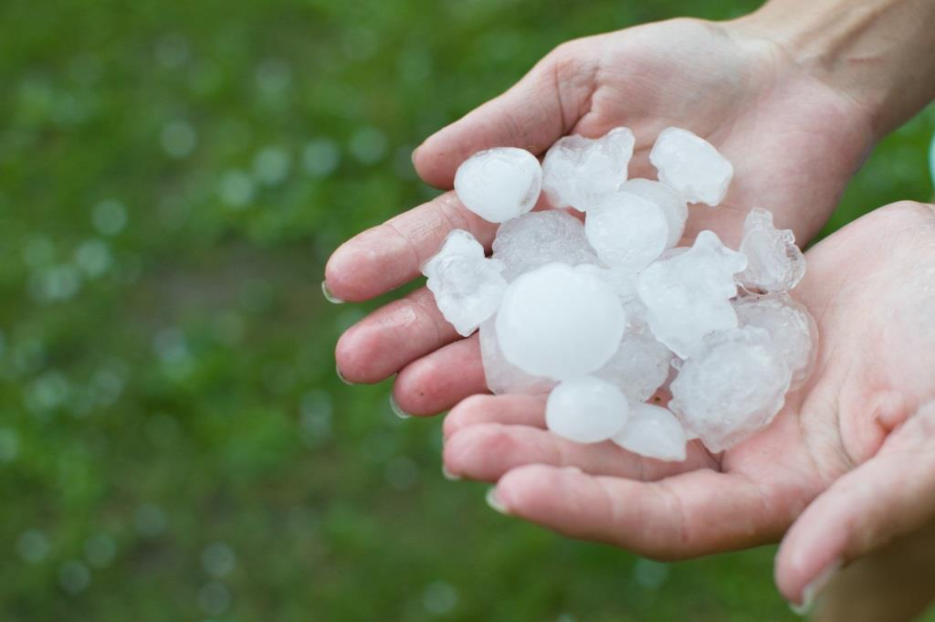 Hail Alley: The Little-Known Area Pummeled by Hailstones Each Year