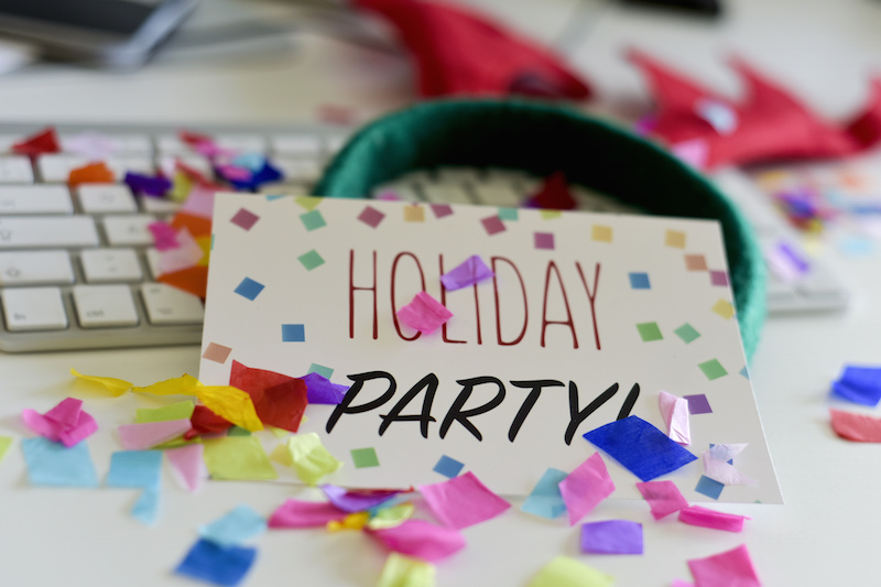 The Psychological Benefits of Office Holiday Parties