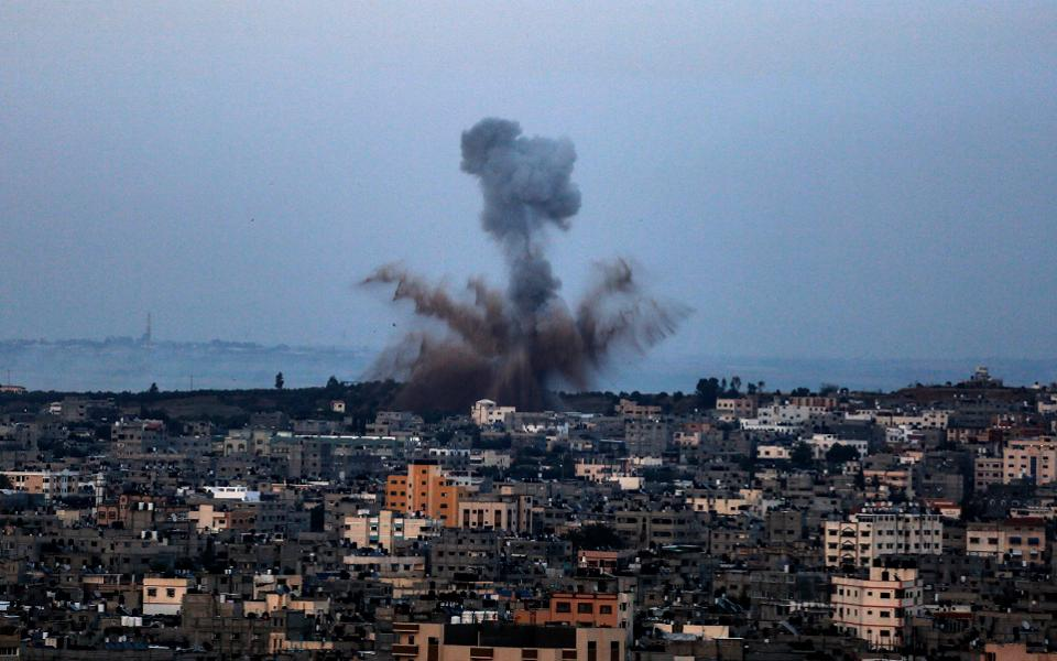 Israel's Military Strikes Back And Destroys Hamas Cyber HQ In World First