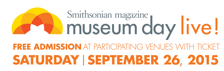 Don't Miss Museum Day Live!