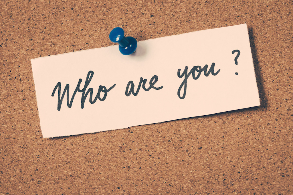 Identifying Your Persona: Do You Know How to Answer the Question 'Who Are You?'
