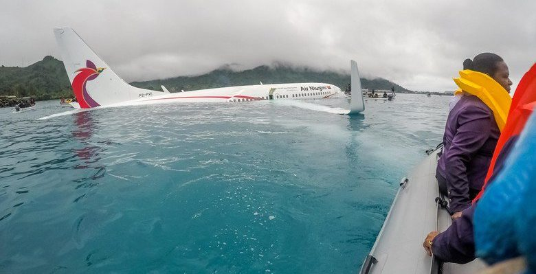 EDM Friday Briefing: Passenger Jet Crash-Lands in Water; Huge Earthquake and Tsunami In Indonesia