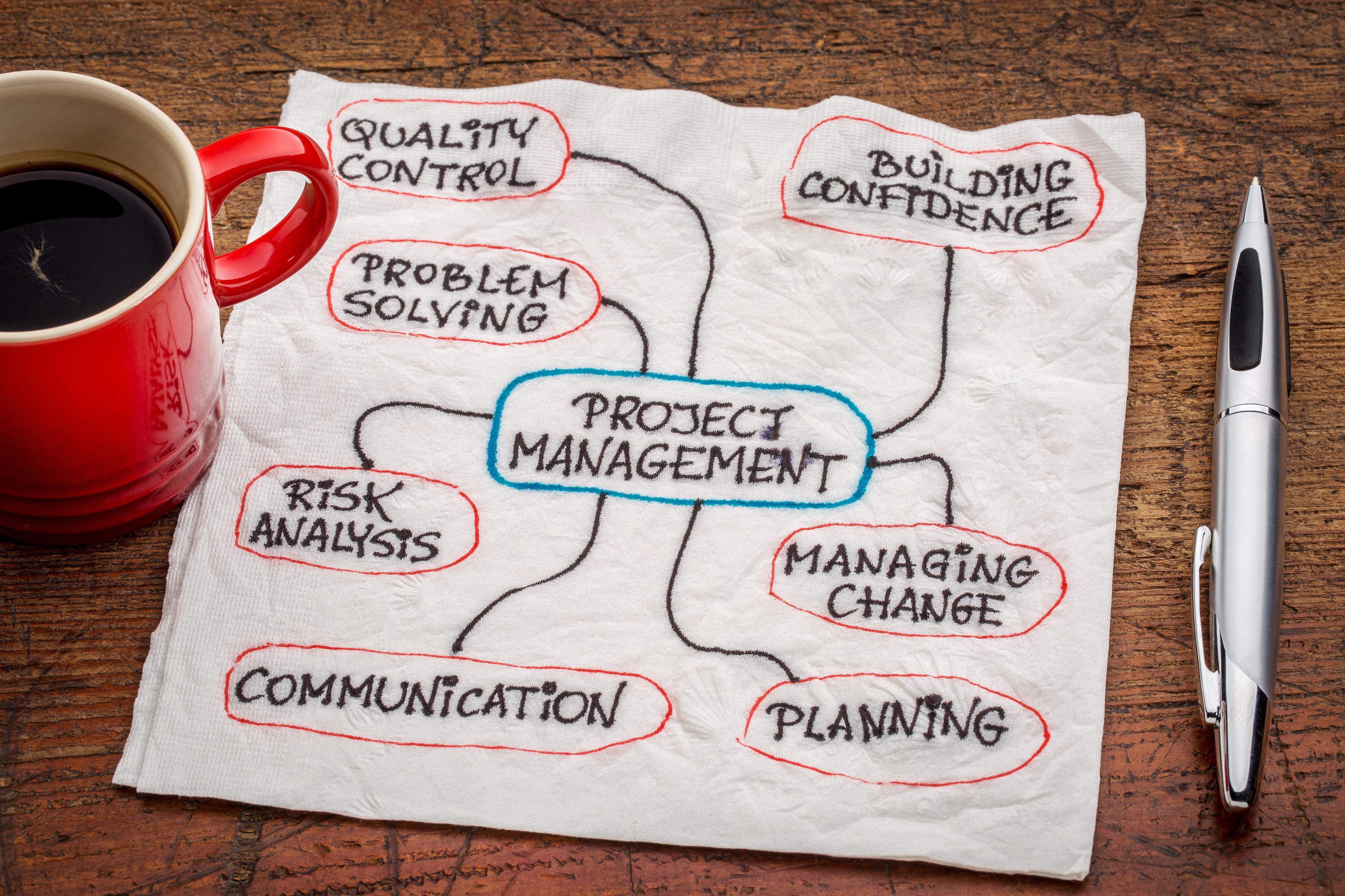 Ten Project Management Myths