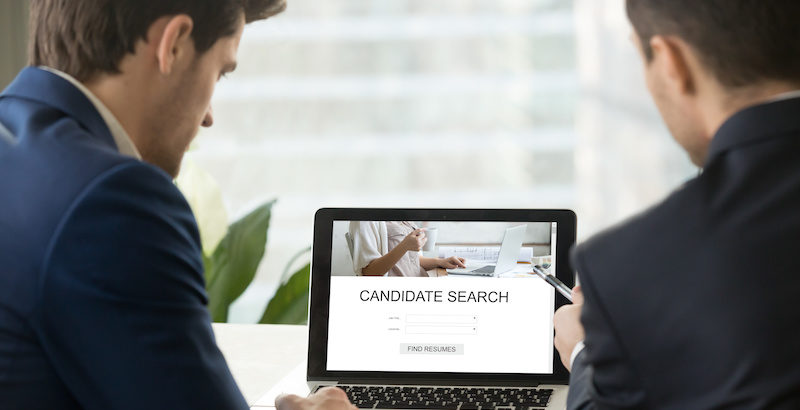 Watch What Information You Put onto Your Online Resume