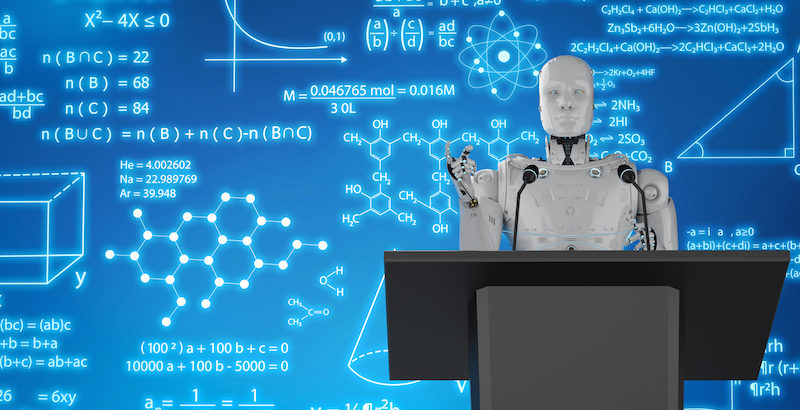 Will Robots and AI Eventually Become Common in Education?