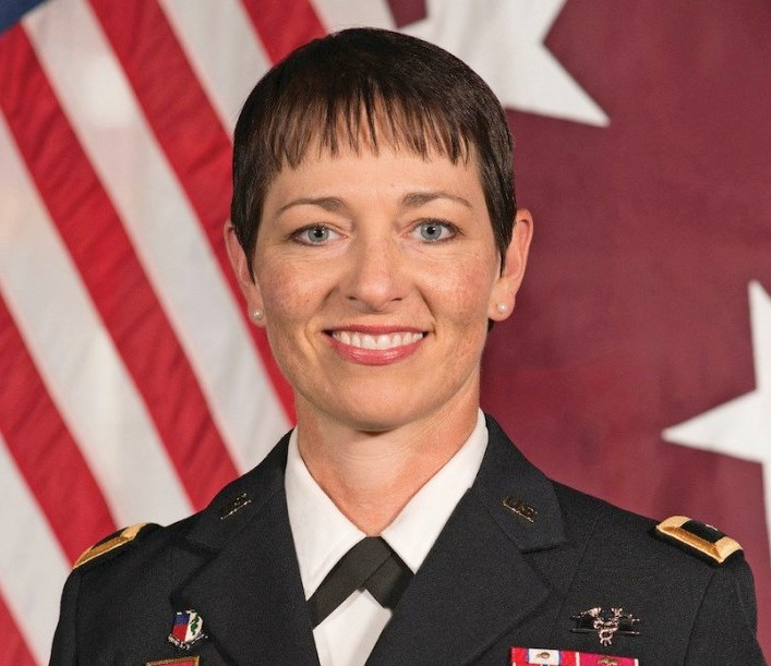 Interview: Major General Barbara R. Holcomb
