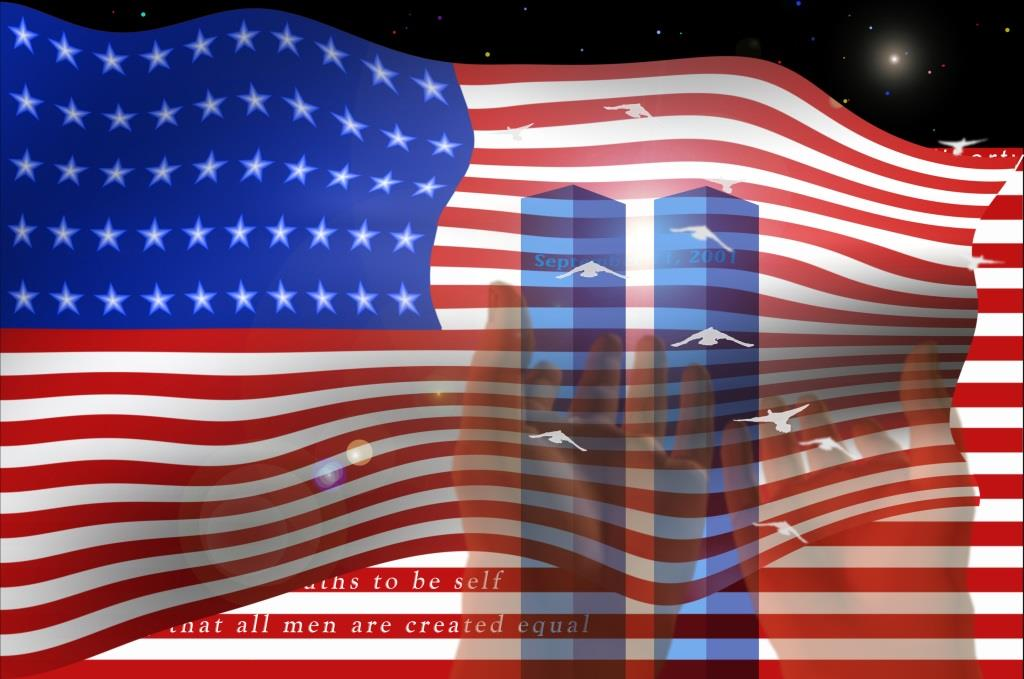 Haunting Icons Of Sept. 11 Rise At Marine Corps Museum