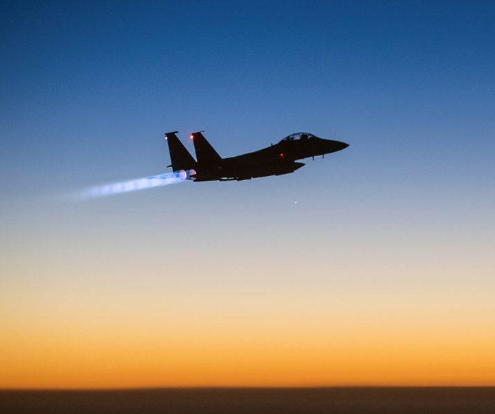 U.S. Strategy For Syria Should Emphasize Air Power
