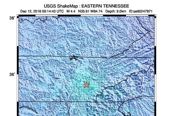 EDM Wednesday Briefing: Earthquake Strikes Near Nuclear Plant in Tennessee