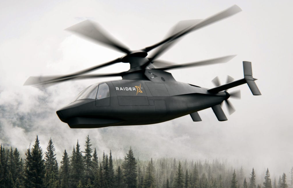 Sikorsky Raider X And Karem AR-40 Break Cover In U.S. Army FARA Competition