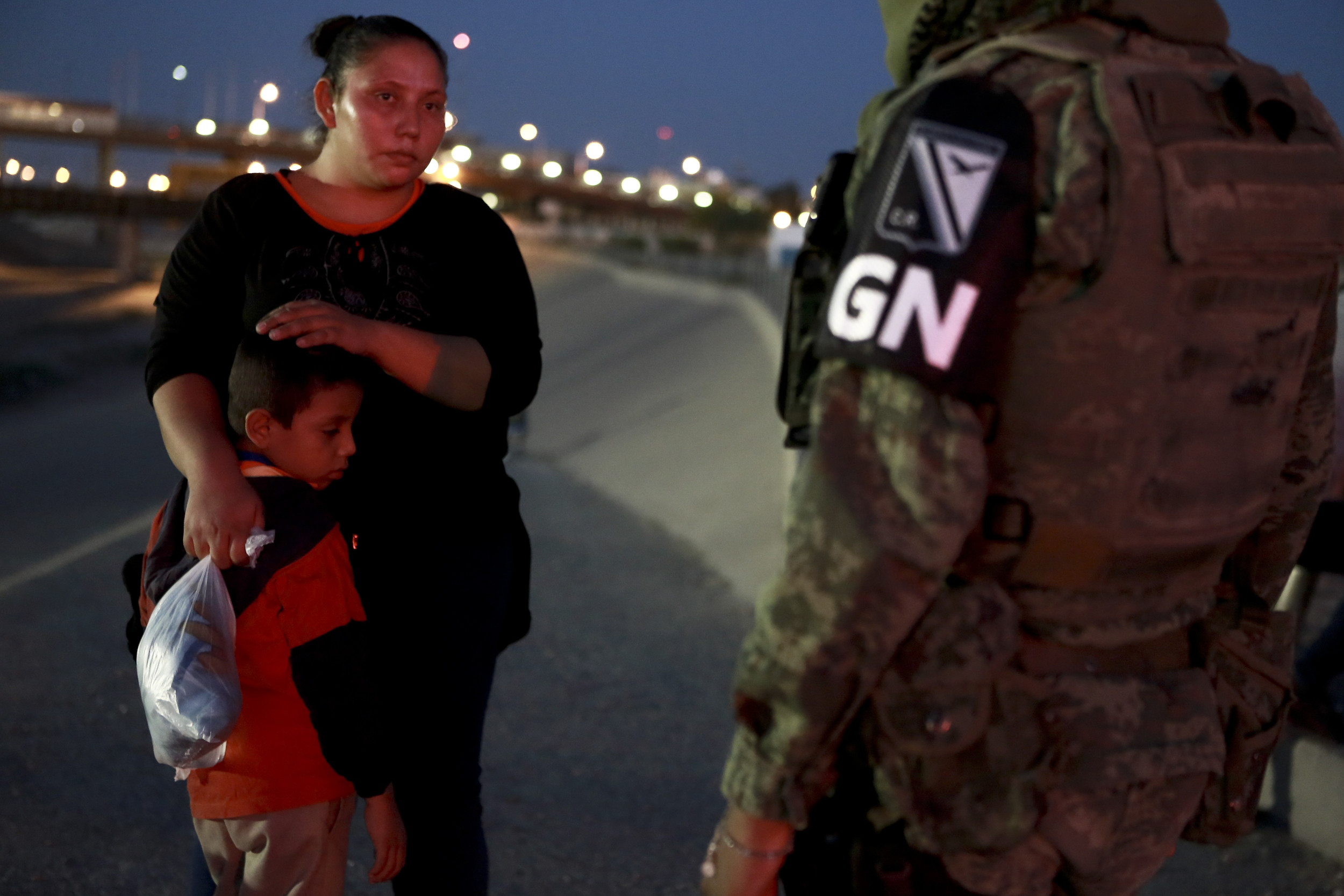 Under US Pressure Mexico Shifts Immigration Policy