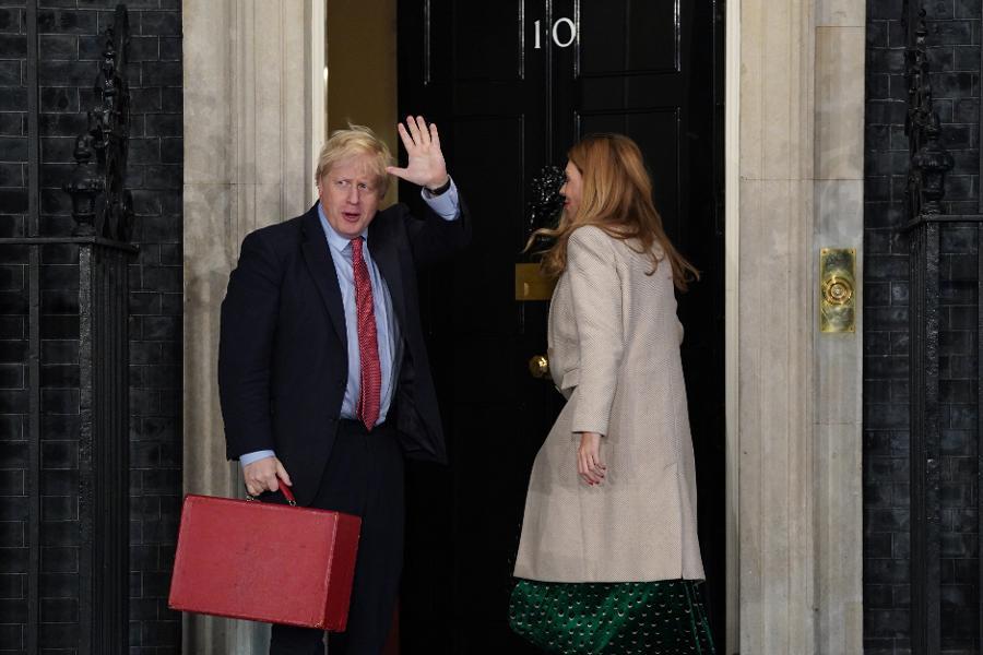 Europe Reacts To Historic U.K. Election: 'Hurricane Boris, Brexit Triumphs'
