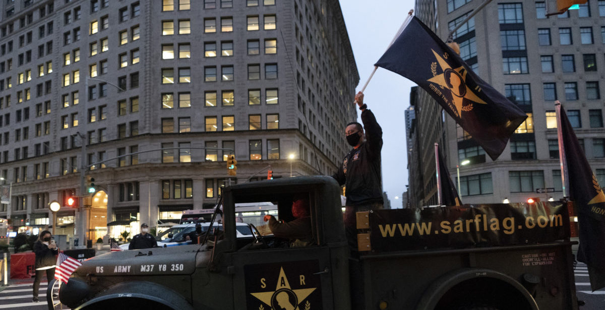 Veterans Day in 2020: quiet parades, somber virtual events