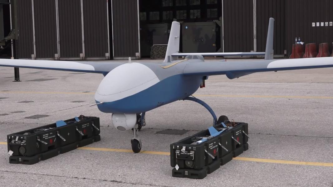 Missile-Armed Chinese Drones Arrive In Europe For Serbian Military