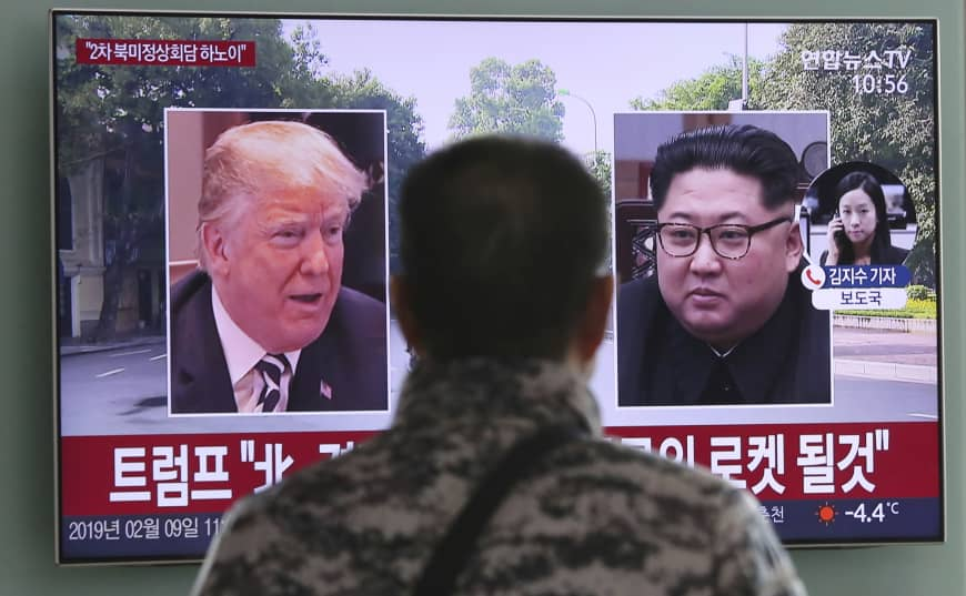 Top U.S. military brass cautiously optimistic on North Korean diplomacy despite claim Kim won't relinquish his nukes