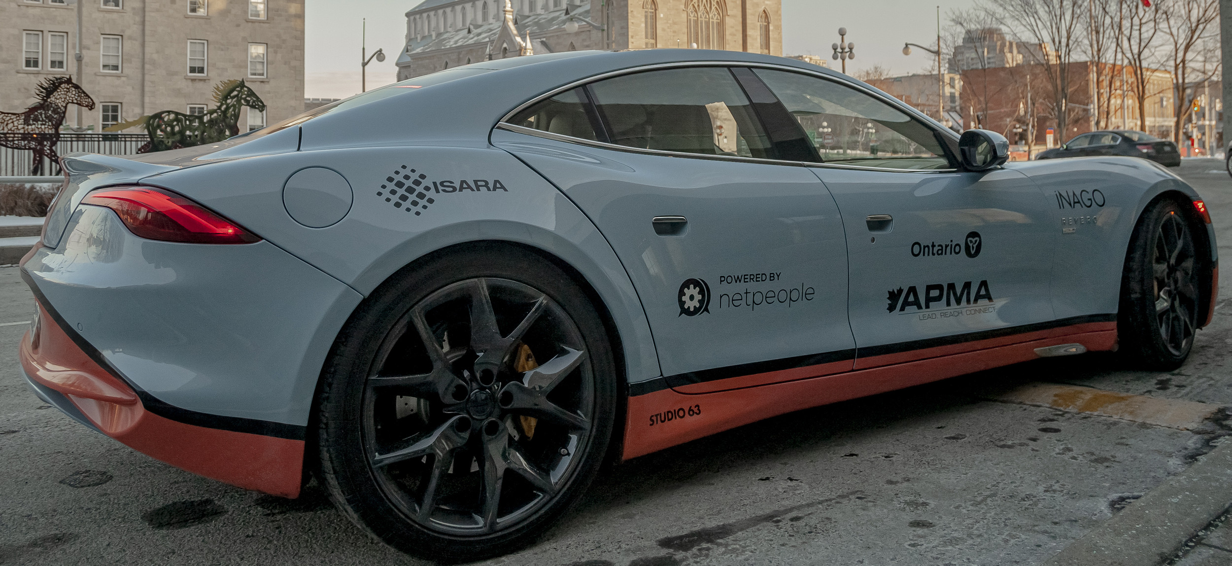 World's First Quantum-Safe Connected Car Secured by ISARA