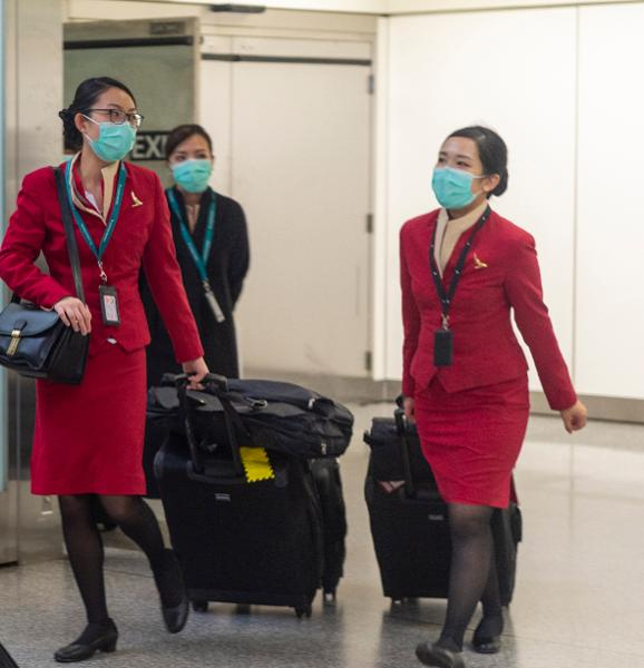 How Pandemics Have Impacted Airline Stocks, From SARS To Coronavirus