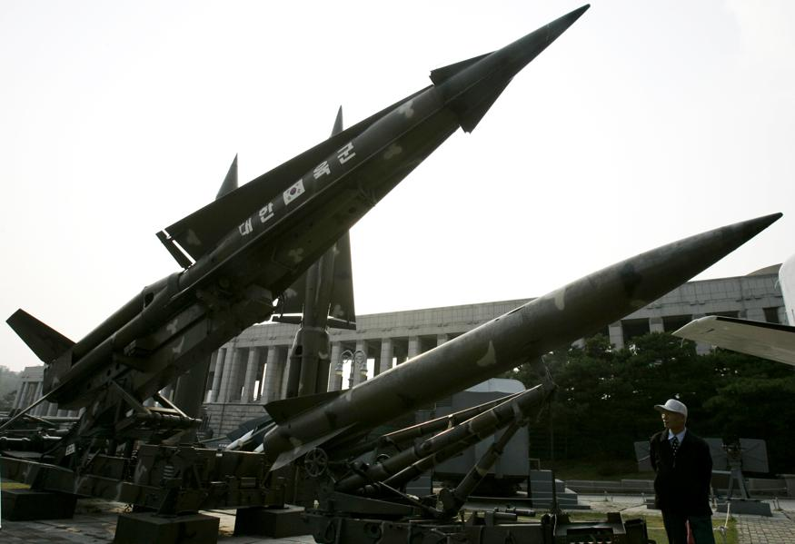 Why Does South Korea Want Ballistic Missiles? Because It Can't Rely On America