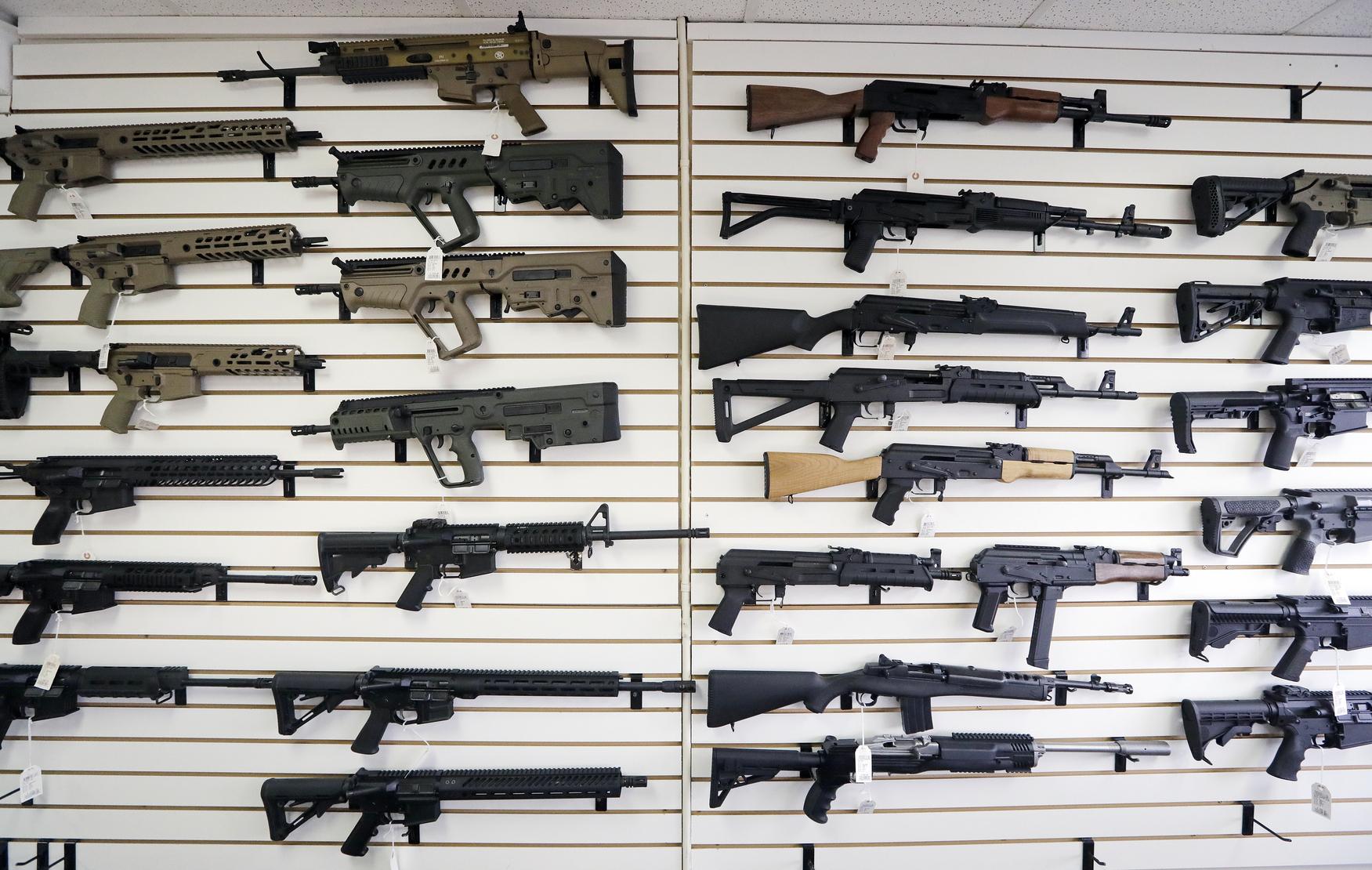 Some Washington Sheriffs Refuse To Enforce New Gun Laws