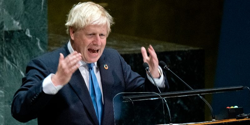 Johnson: 'Terrifying Limbless Chickens' But Little Brexit