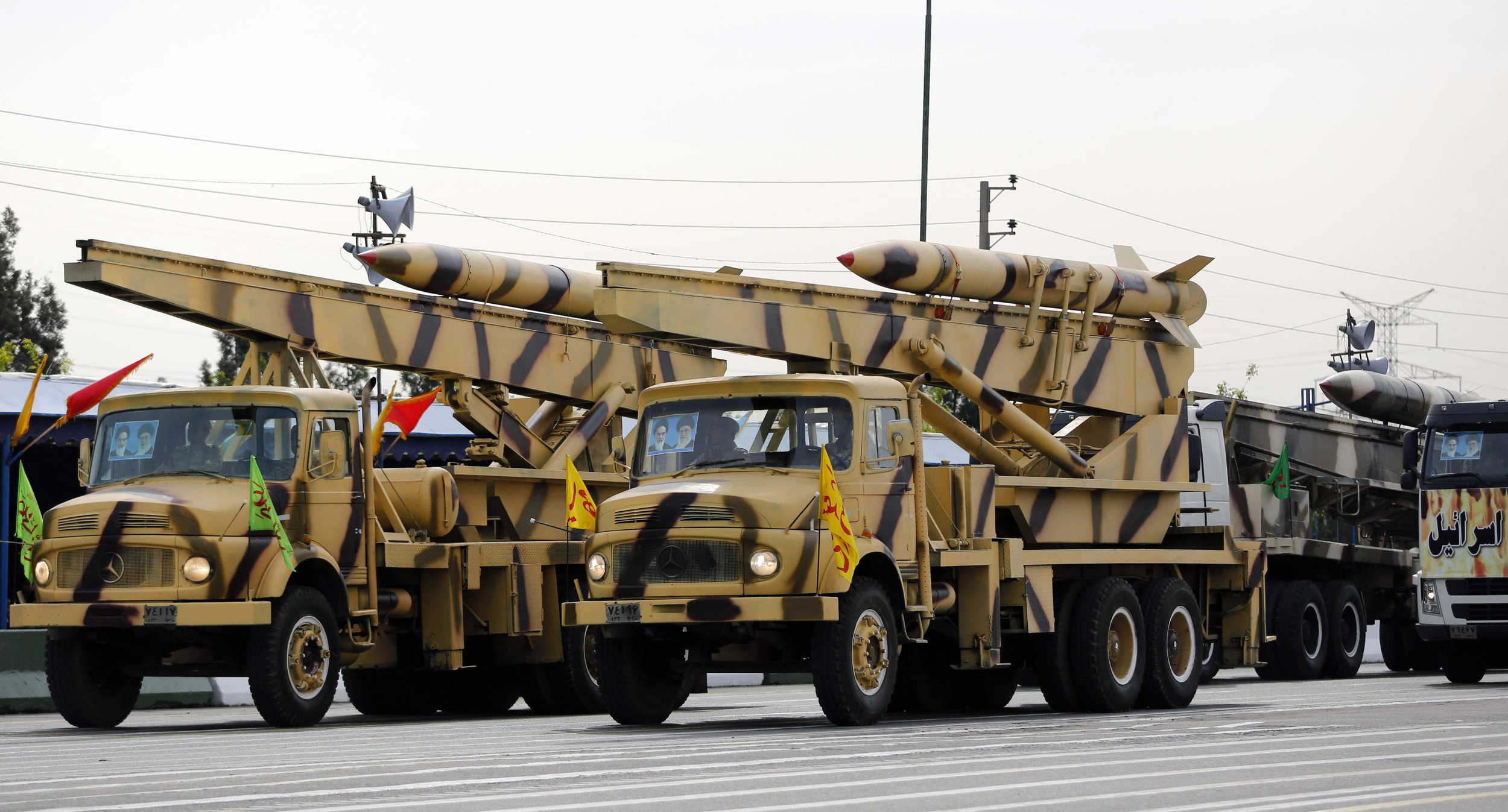 With Iran's Help These Iraqi Militias Are Acquiring Deadlier Rockets