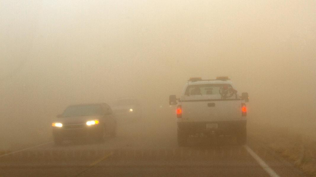 Mighty Dust Storm Drifting Toward Southeastern U.S., Even Self-Driving Cars To Be Flummoxed