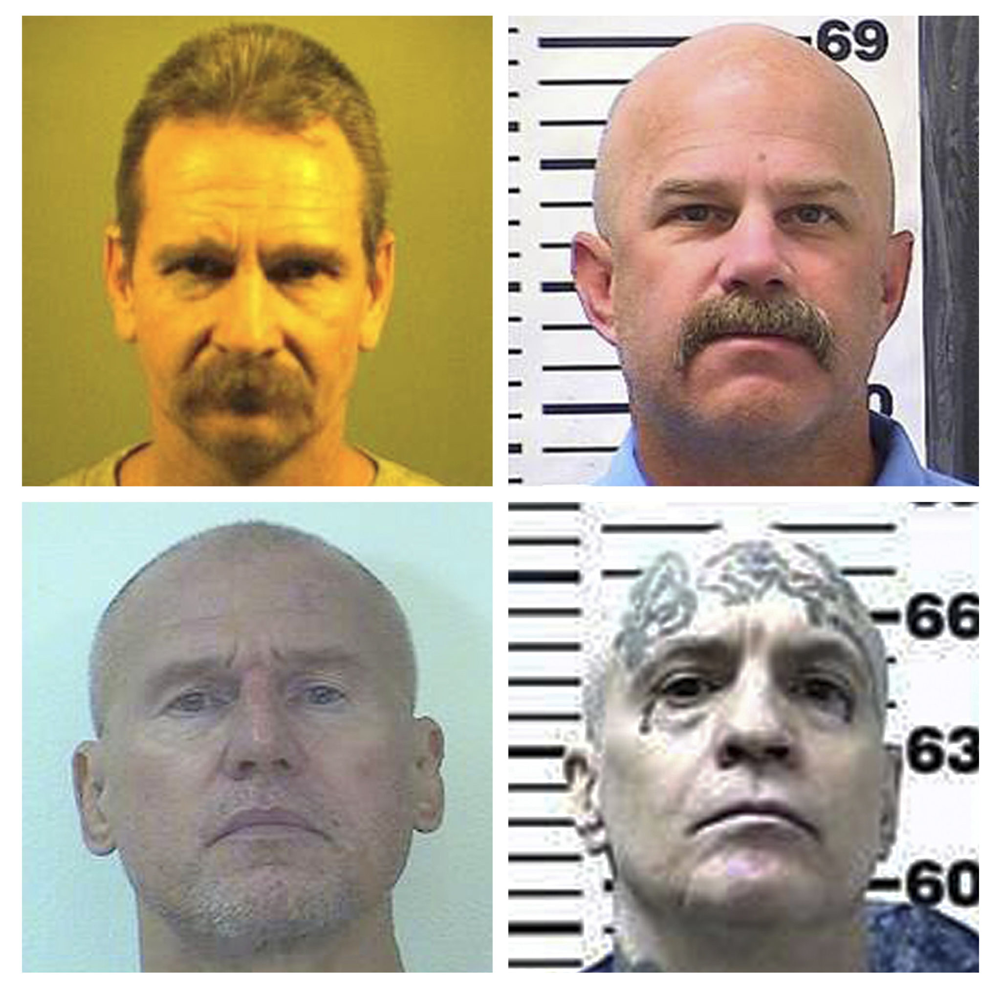 Leaders Of White Supremacist Prison Gang Charged In Killings