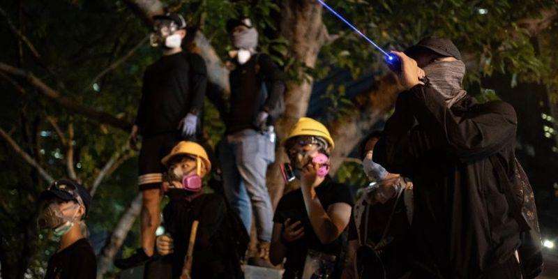 Facebook And Twitter Say China Is Spreading Disinformation About Hong Kong Protesters