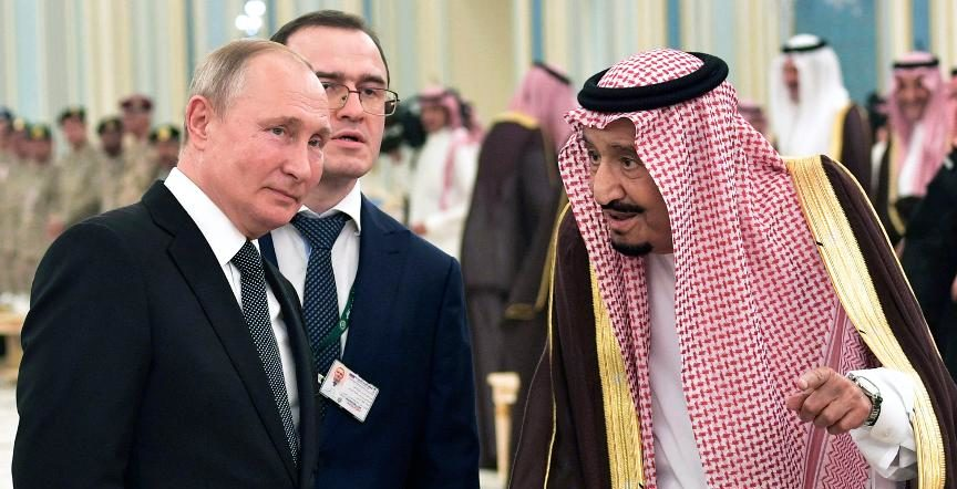 Putin's Saudi Visit And Russia's New Role In The Middle East
