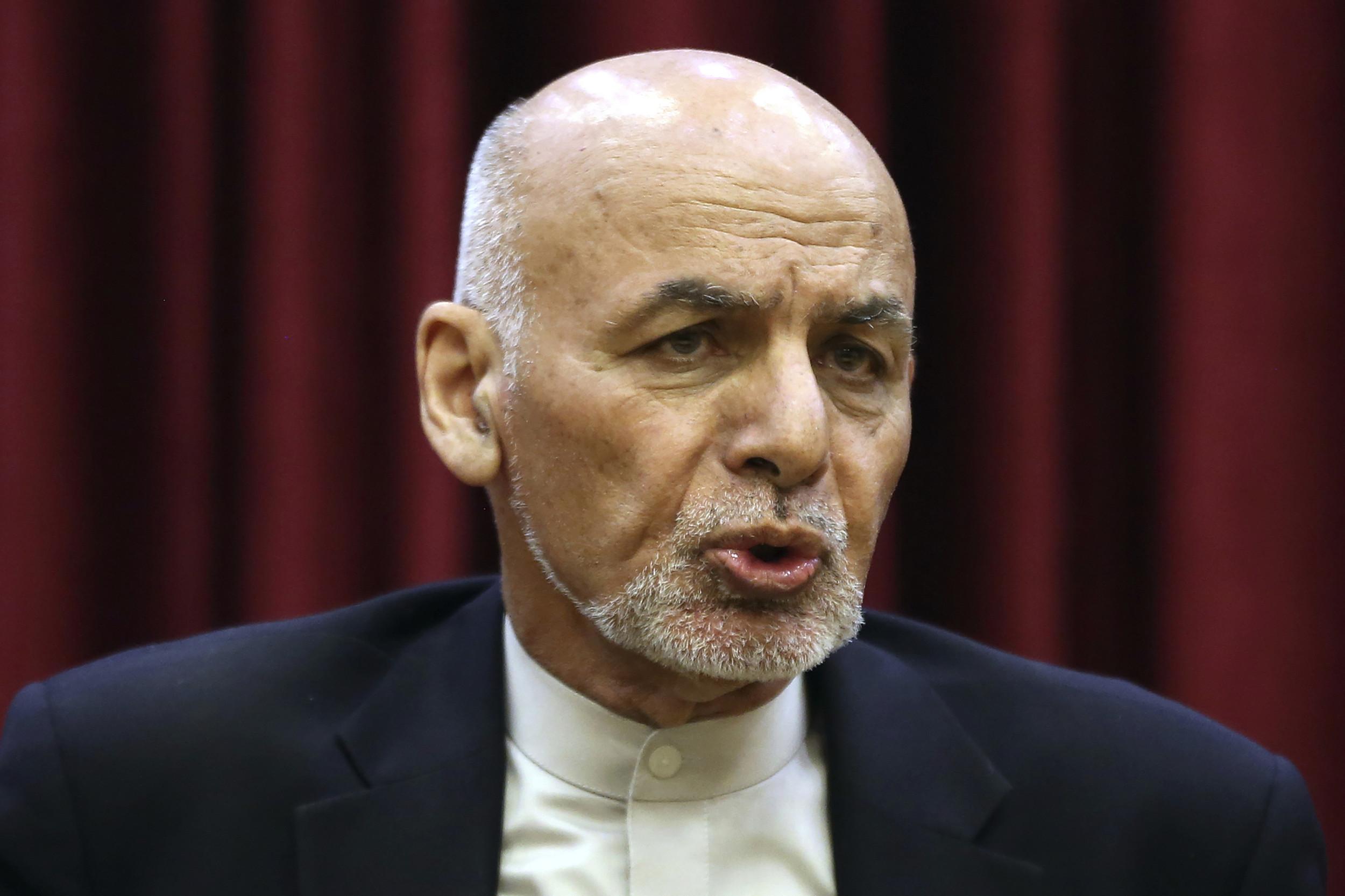 Afghan president: 400 Taliban prisoners to remain in custody