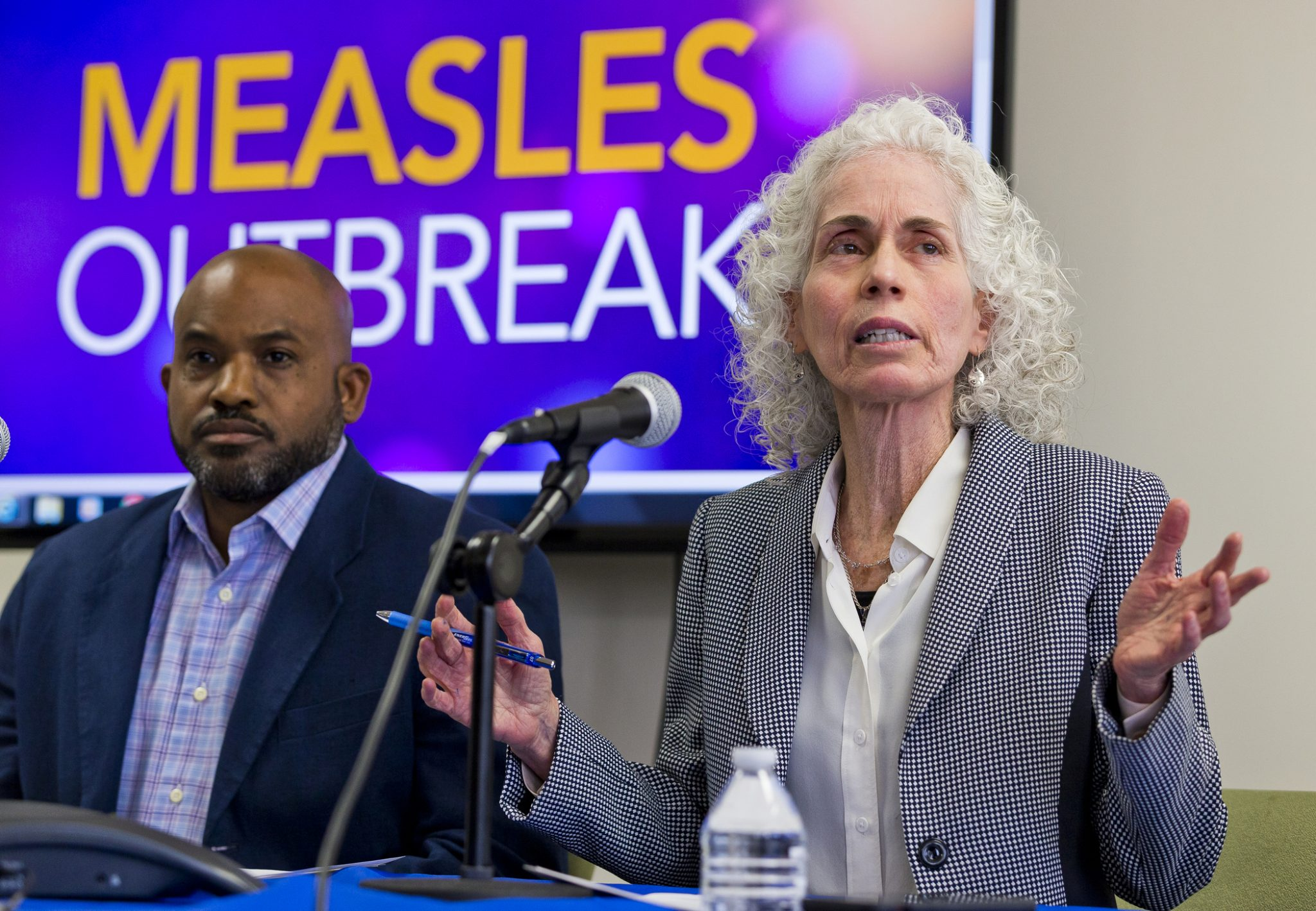 Over 1,000 quarantined in measles scare at LA universities