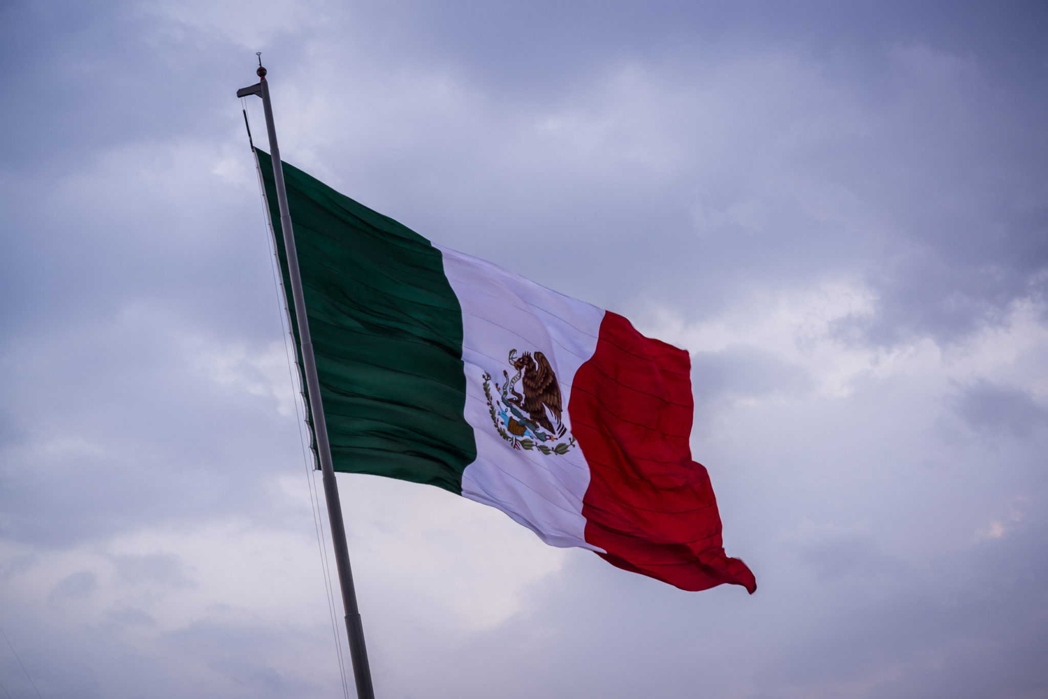 Mexico is sending its new national guard to the Guatemala border. The mission is unclear.