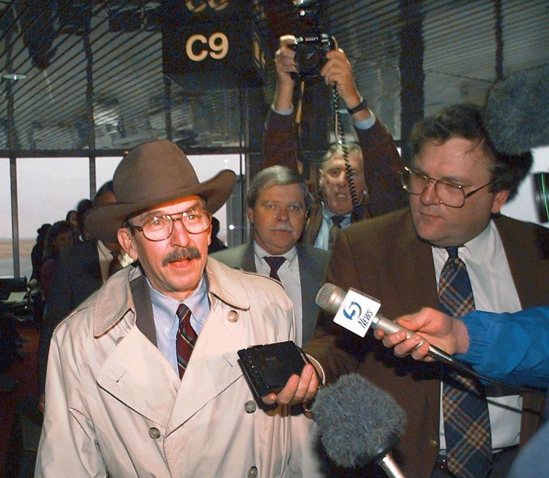 Oklahoma City Bombing Trial Judge Richard Matsch Dies At 88