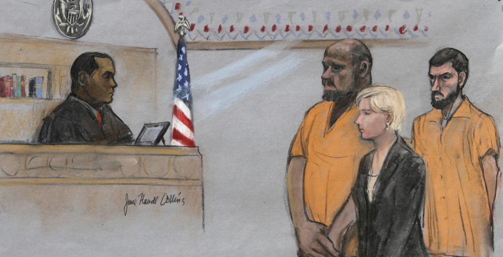 Man gets 30 years in 2nd sentencing for beheading plot