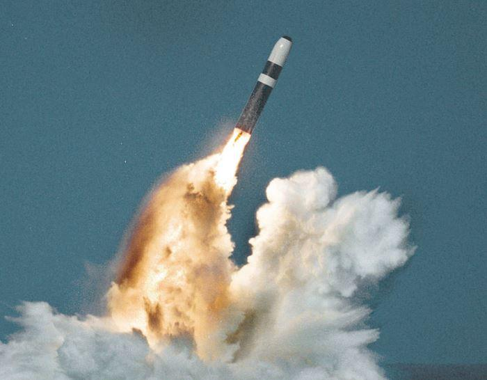 Five Reasons The Navy's D5 Missile Is The Most Important Weapon In The U.S. Arsenal
