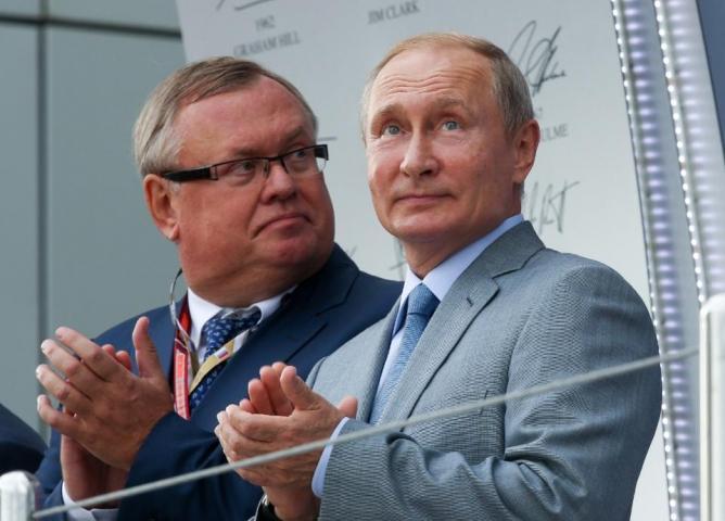 Russia's Whole Economy Is Based On Worst-Case Scenarios