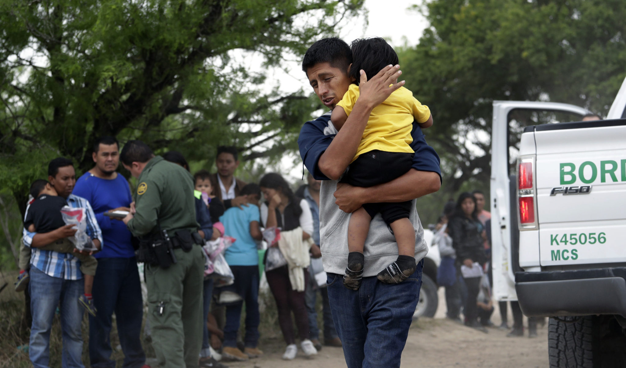 A Year Later, Trump's 'Zero Tolerance' Border Policy Frays