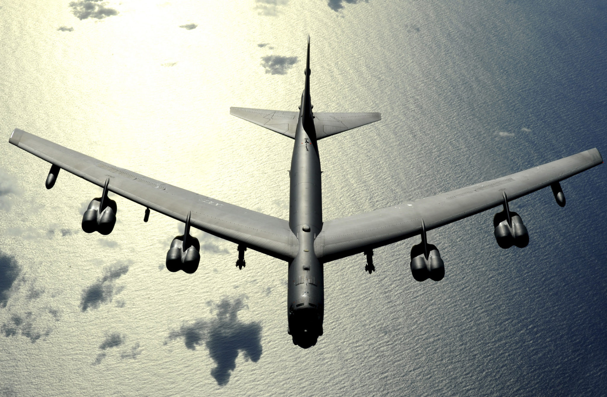 Bomber task force completes first CENTCOM mission as Iran warns US forces to leave region