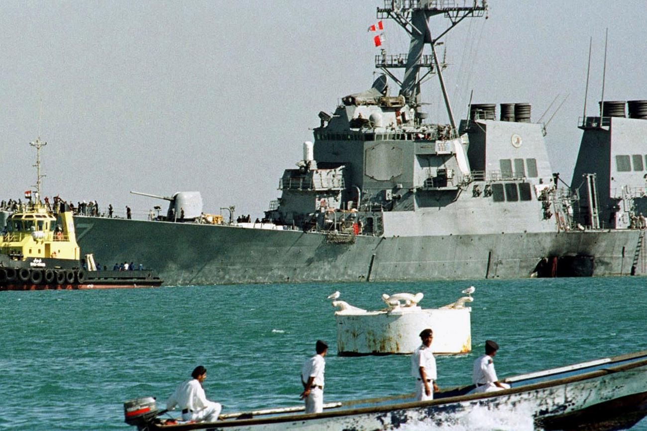 Why the USS Cole's Commander Pushed to Keep His Crew Together After Deadly Bombing