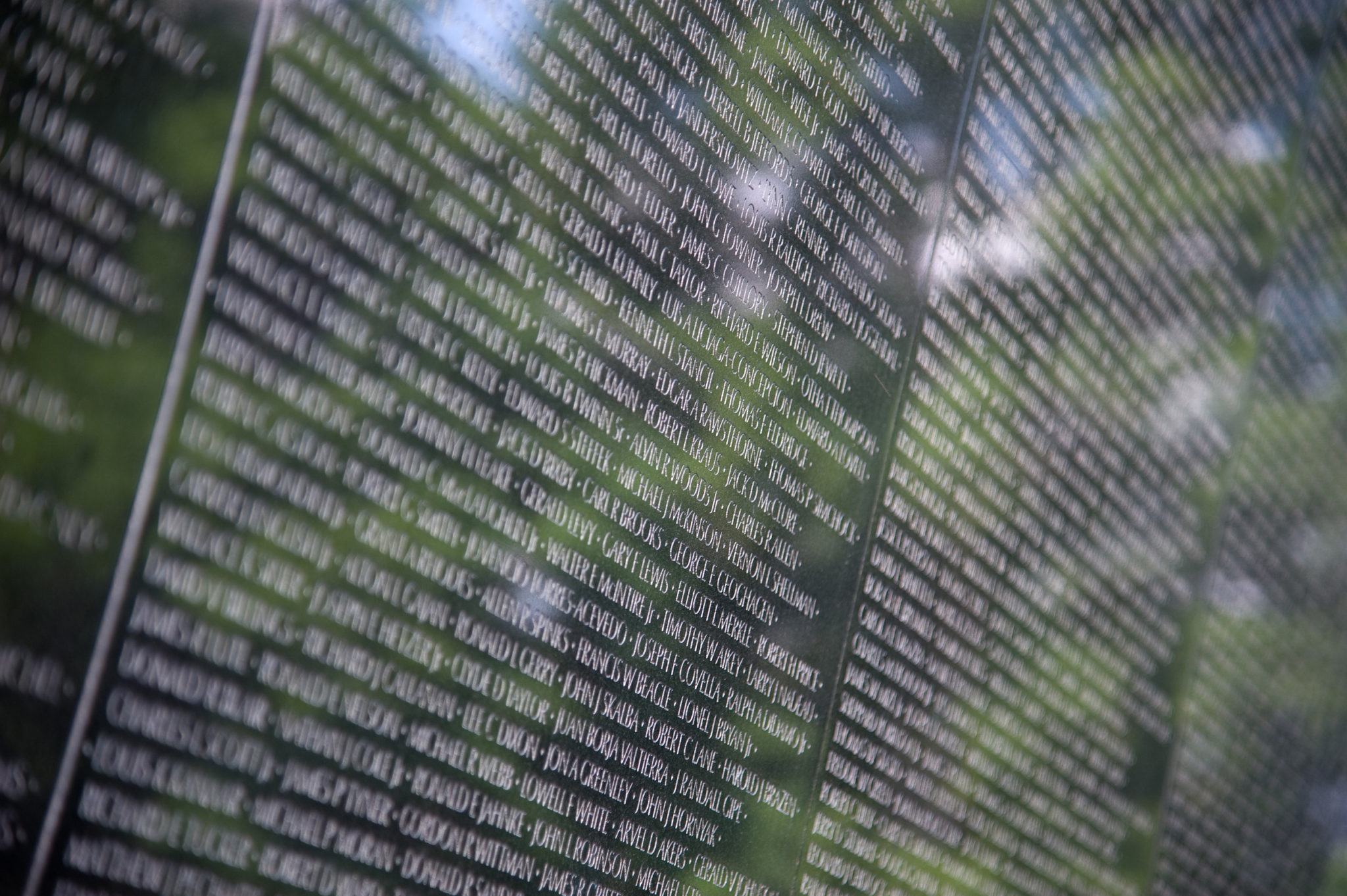 Duplications, misspellings, and miscounts found in new study of the Vietnam wall