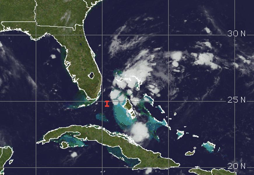 A Tropical Depression May Form Within Days Off The U.S. Coast; Is Hurricane Season Awakening?