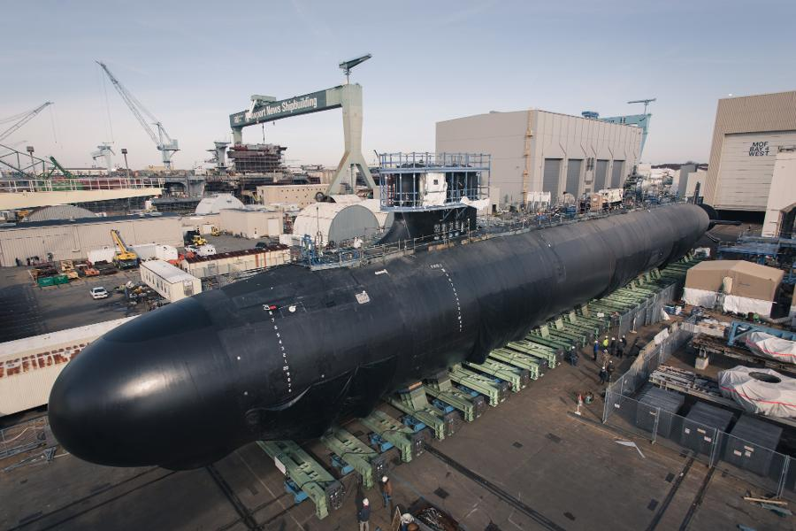 Navy May Cut Submarines In 2021 Plans While China Pumps Out Warships